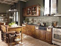 decoration de cuisine en bois cuisine cagne découvrez toutes nos inspirations