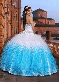 quinceanera dresses 2014 new unique 2017 white blue quinceanera dresses 15 years ruffled