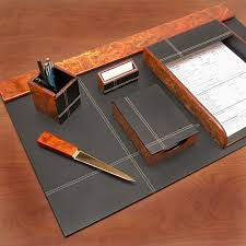 Desk Accessory Sets Eye Catching Executive Desk Accessories For Cool Accessory