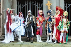 trinity blood trinity blood group by marcofiorilli on deviantart