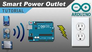 smartphone controlled outlet how to make an arduino controlled power outlet box youtube