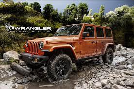 rubicon jeep 2 door 2018 jeep wrangler jl alleged options list leaked u2013 diesel gas