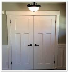 Door Closets Closet Doors Opening Home Interior Pinterest
