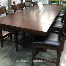 costco dining room furniture interior nice costco tables applied to your home concept