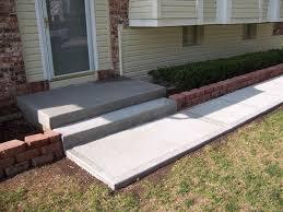 Concrete Patio Vs Pavers by Paver House Pinterest Porch The Age Old Debate U Patio Vs Porch