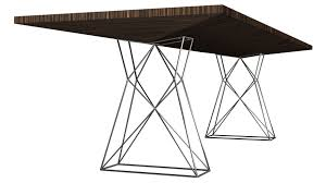 modern donatella dining table zuri furniture