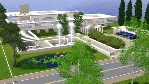 modern house sims 3 u2013 modern house