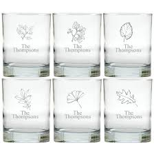 fall and thanksgiving glassware at premier home gifts