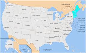 Map Of Usa With State Names by New England Hotelroomsearch Net