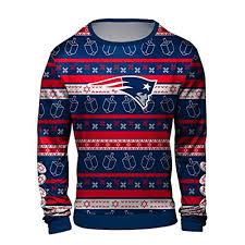 patriots sweater forever collectibles nfl s patriots hanukkah