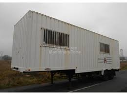 bureau de chantier samro mobile home bureau de chantier travel trailer from