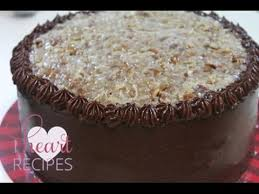 how to make german chocolate cake recipe heart chocolate