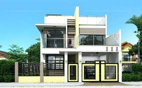 modern two house plans small houses design image of small modern two storey house plans