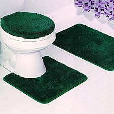 Bathroom Rugs Without Rubber Backing Mb Collection 3 Bathroom Rug Set Bath Rug