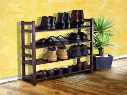 Entryway Coat Rack With Shoe Storage by Hallway Shoe Storage Could Be Quite Beautiful And Minimalist