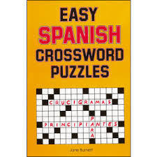 Anatomy And Physiology Games And Puzzles Crossword Easy Spanish Crossword Puzzles