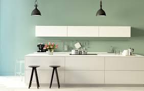peinture verte cuisine peinture choisir les couleurs de ses pièces en 6 é
