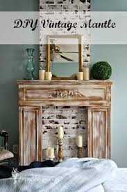 best 25 vintage mantle ideas on pinterest victorian bedroom
