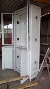 armadio da esterno in alluminio infissi in alluminio armadio per esterno