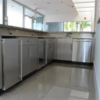 outdoor kitchen cabinets stainless steel polymer u0026 aluminum