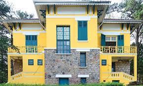 colonial architecture colonial architecture of da lat