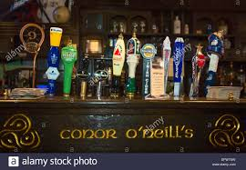 Ann Arbor Michigan Beer On Tap At Conor O Neill S Irish Pub And On Tap Bar