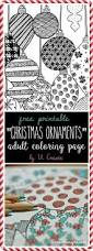 free coloring pages of christmas christmas ornaments u201d coloring page bloggers best