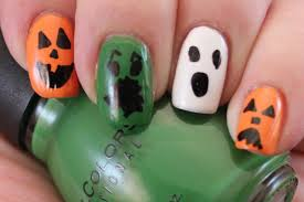 16 pumpkin nail designs halloween pumpkin nail art designs nail