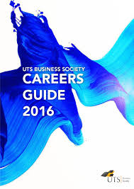 careers guide 2016 by uts business society issuu