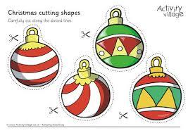 printable christmas crafts