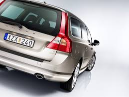 volvo v70 model year 2009 autumn 2008 volvo car group global