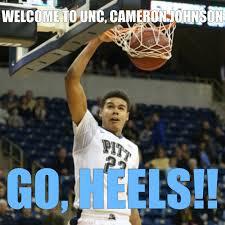 Unc Basketball Meme - pin by leroy al kapone maxwell 2nd on unc tar heels memes pinterest