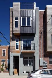 Modern Row Houses - design and construction modern townhouse ul townhouses exterior
