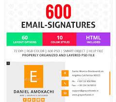 14 sales manager email signature templates free u0026 premium templates