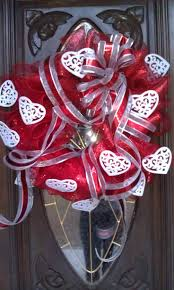 180 best valentine wreaths images on pinterest valentine ideas