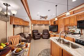 all new lifestyle rv brings luxury to 5th wheels experience life