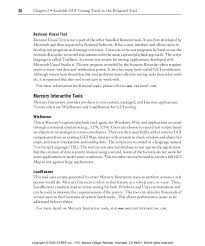 Testing Tools Resume Gui Testing Resume Download Flight Test Engineer Sample Resume