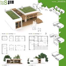 green architecture house plans winners of habitat for humanity s sustainable home design