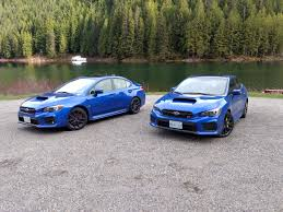 yellow subaru wrx 2018 subaru wrx sti review autoguide com news