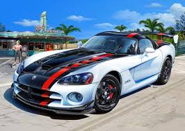 build dodge viper revell dodge viper srt10 acr