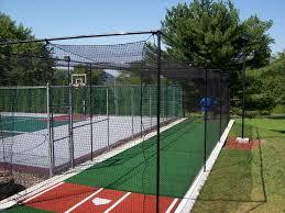 Batting Cage For Backyard by Backyard Baseball 2001