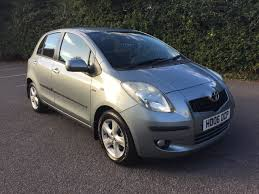 toyota yaris 1 4 d 4d diesel manual miles better carz