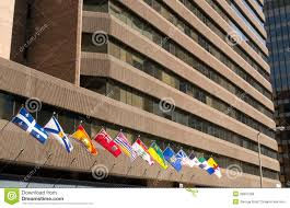 Canadian Provincial Flags Provincial Flags Of Canada Stock Photo Image Of Provincial 30807258