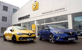 renault sports car pentagon lincoln joins the renault sport dealer network car