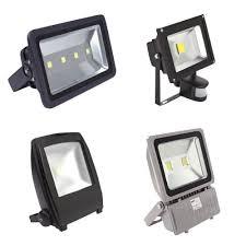 Outdoor Led Flood Lighting - 10w 200w led flood lights pir sensors available beamled