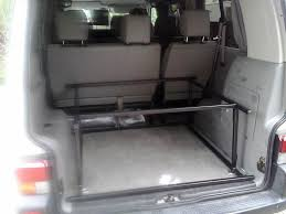 volkswagen caravelle trunk bed platform in my lwb caravelle vw t4 forum vw t5 forum