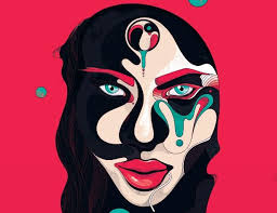 13 best vector portrait tutorials design inspiration psd collector