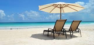 Beach Umbrella And Chair Beach Chairs On The Beach Nyfarms Info