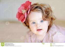 Super Close-up da Bebê-menina foto de stock. Imagem de meses - 14288380 #SB75