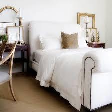 White Sleigh Bed Sleigh Bed Design Ideas